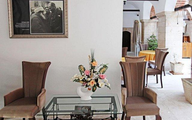 Amasya Tashan Hotel комната для гостей