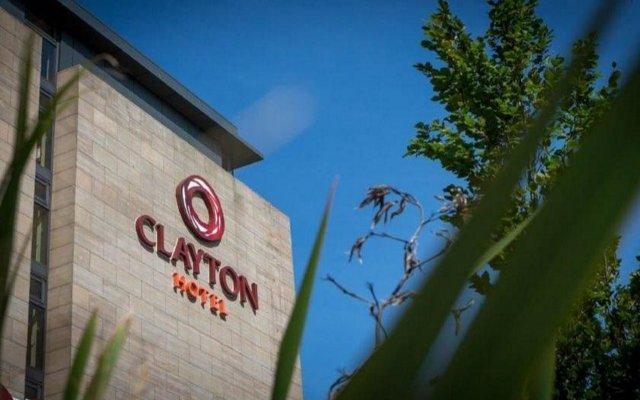 Отель Clayton Hotel, Manchester Airport Великобритания, Манчестер - отзывы, цены и фото номеров - забронировать отель Clayton Hotel, Manchester Airport онлайн вид на фасад