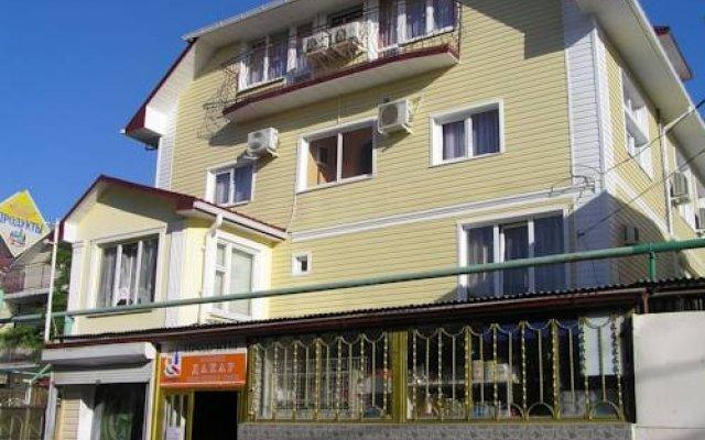 Гостевой дом Дакар вид на фасад