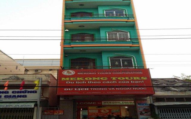 Thanh Nam 2 Mini Hotel вид на фасад