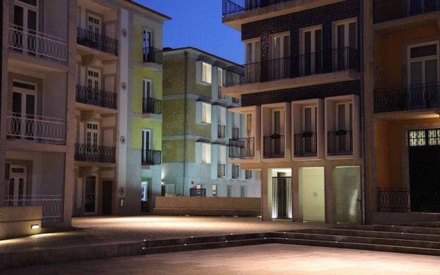Апартаменты New Oporto Apartments - Cardosas Порту вид на фасад