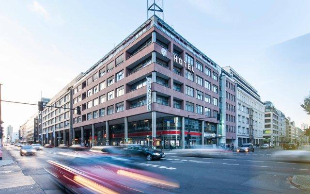 Select Hotel Berlin Gendarmenmarkt вид на фасад