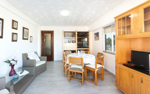 Cotton - Apartment With Terrace in Playa de Oliva