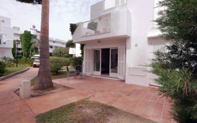 Hotel Calimera Es Talaial вид на фасад
