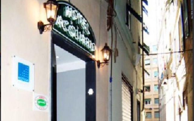 Отель Acquario Италия, Генуя - 2 отзыва об отеле, цены и фото номеров - забронировать отель Acquario онлайн вид на фасад