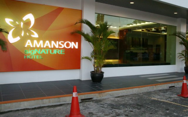 Amanson Signature Hotel, Sandakan, Malaysia | ZenHotels