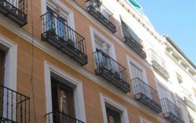 Отель Pension Antonio Испания, Мадрид - отзывы, цены и фото номеров - забронировать отель Pension Antonio онлайн вид на фасад