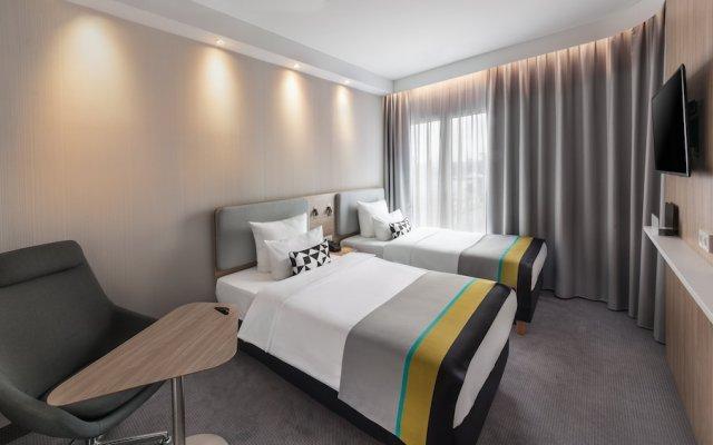 Holiday Inn Express Dusseldorf – Hauptbahnhof, an IHG hotel