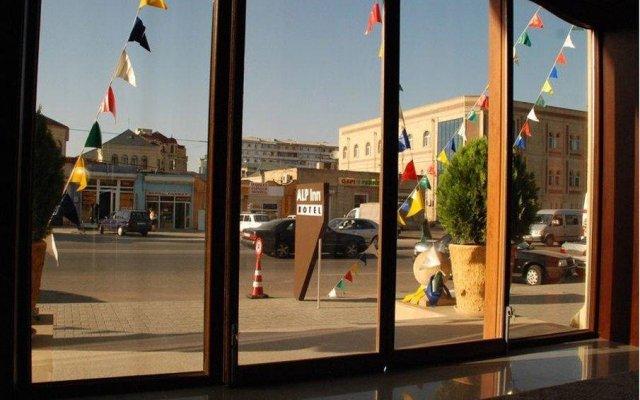 Отель Alp Inn Азербайджан, Баку - 2 отзыва об отеле, цены и фото номеров - забронировать отель Alp Inn онлайн вид на фасад
