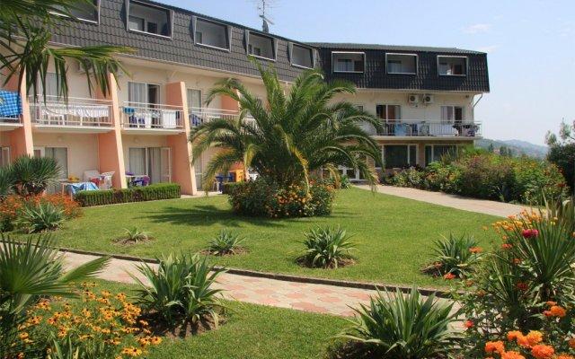 Гостиница ВатерЛоо вид на фасад