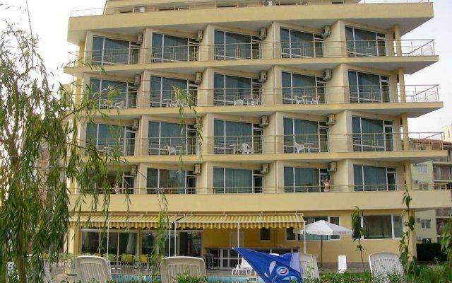 Отель Deva Болгария, Солнечный берег - отзывы, цены и фото номеров - забронировать отель Deva онлайн вид на фасад