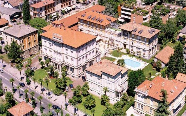 Grand Hotel Liberty вид на фасад