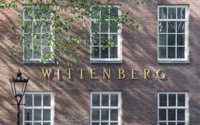 Отель The Wittenberg вид на фасад