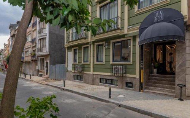 Апарт- Joy Suites Турция, Стамбул - отзывы, цены и фото номеров - забронировать отель Апарт-Отель Joy Suites онлайн вид на фасад