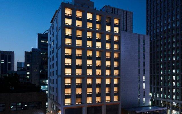 Hotel Newv вид на фасад
