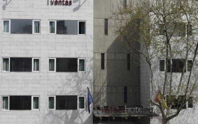 Отель Rafaelhoteles Ventas вид на фасад