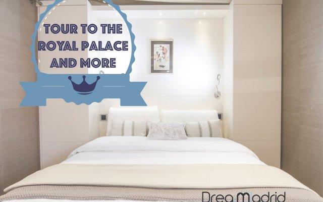 Апартаменты Apartments Dreammadrid City Center Sol комната для гостей