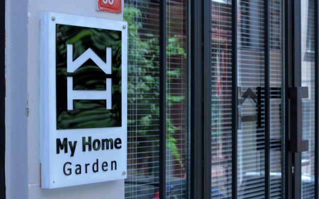 My Home Garden Турция, Стамбул - отзывы, цены и фото номеров - забронировать отель My Home Garden онлайн вид на фасад