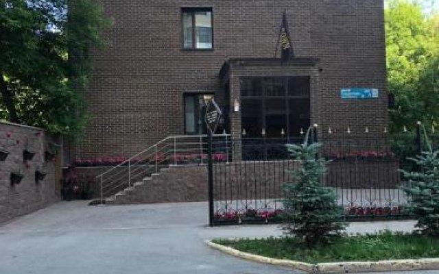 Гостиница Brown Hotel Казахстан, Нур-Султан - 4 отзыва об отеле, цены и фото номеров - забронировать гостиницу Brown Hotel онлайн вид на фасад