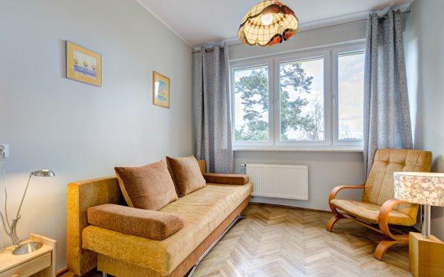 Апартаменты Dom&House-Apartment Monte Cassino Family Сопот комната для гостей