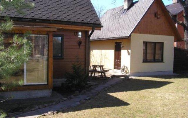 Guest House Šampētera māja
