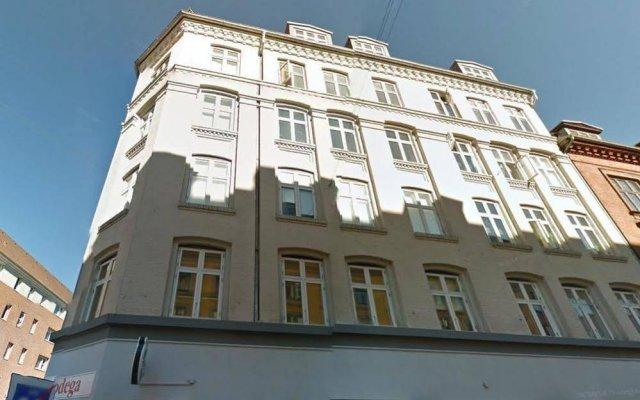 Апартаменты Kapelvej Apartment Копенгаген вид на фасад