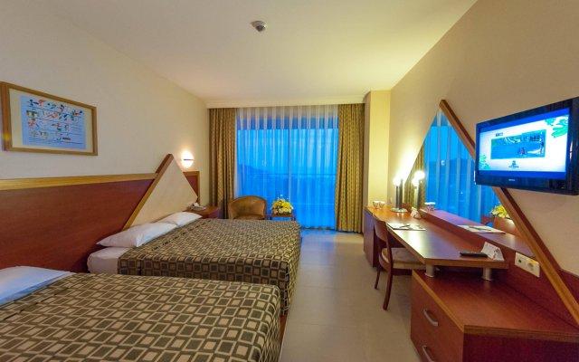 Kirman Arycanda De Luxe Турция, Окурджалар - отзывы, цены и фото номеров - забронировать отель Kirman Arycanda De Luxe - All Inclusive онлайн комната для гостей