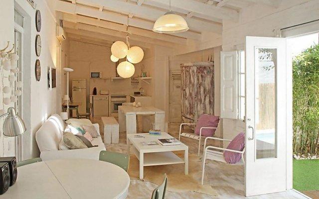 Отель Casa Blanca Барселона комната для гостей