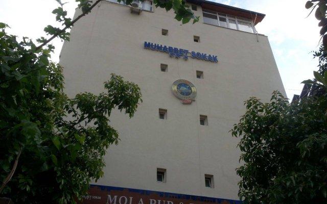 Mola Hotel вид на фасад
