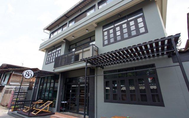 Отель Baan 89 Hostel Таиланд, Бангкок - отзывы, цены и фото номеров - забронировать отель Baan 89 Hostel онлайн вид на фасад