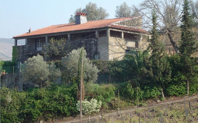 Отель Villa With 3 Bedrooms in Lamego, With Wonderful Mountain View, Private вид на фасад