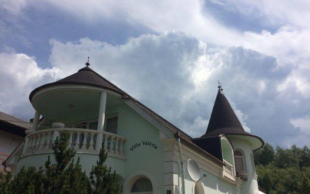 Отель Villa Valeria вид на фасад