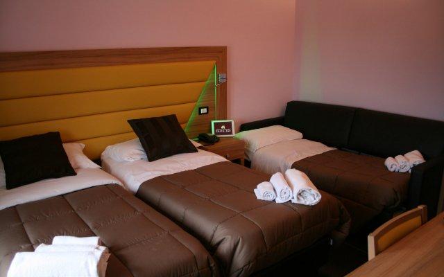 Отель Ostia Antica Suite BB Остия-Антика комната для гостей