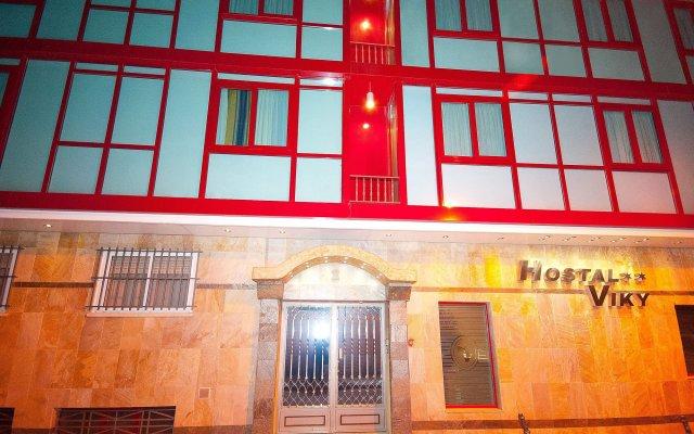Hostel Viky вид на фасад