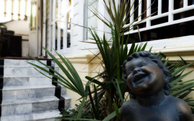 Отель Villa Mungkala Бангкок вид на фасад