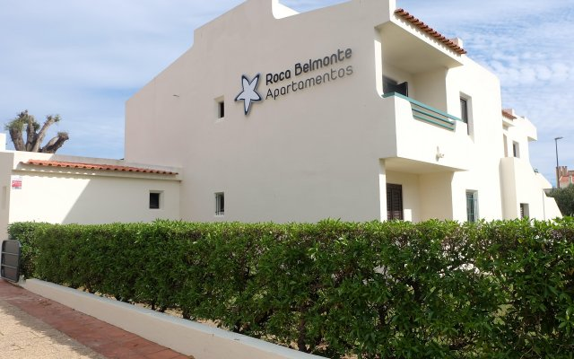 Отель Belmonte Apartments Португалия, Албуфейра - отзывы, цены и фото номеров - забронировать отель Belmonte Apartments онлайн вид на фасад