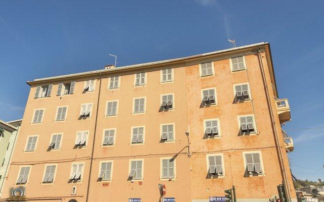 Отель Young Apartment Италия, Генуя - отзывы, цены и фото номеров - забронировать отель Young Apartment онлайн вид на фасад