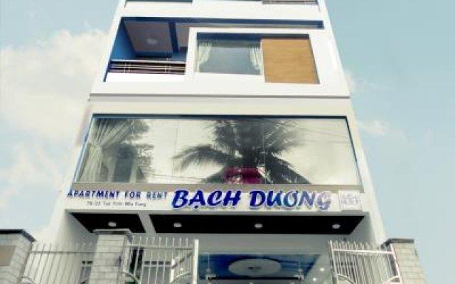 Апартаменты Bach Duong Apartment вид на фасад