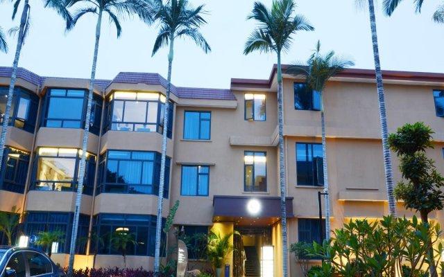 Отель Xige Garden Hotel Китай, Сямынь - отзывы, цены и фото номеров - забронировать отель Xige Garden Hotel онлайн вид на фасад