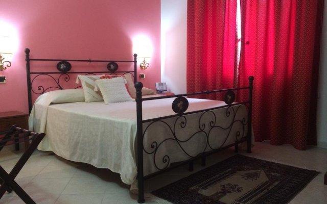 Hotel Carlo V Порт-Эмпедокле комната для гостей