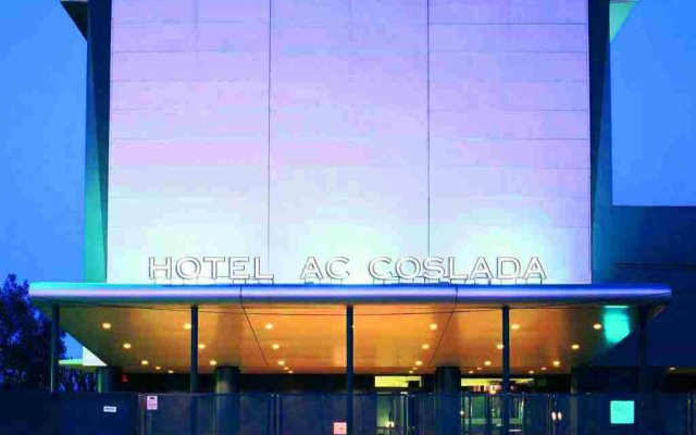 AC Hotel Coslada Aeropuerto вид на фасад