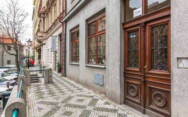 Отель Wishlist Old Prague Residences Чехия, Прага - отзывы, цены и фото номеров - забронировать отель Wishlist Old Prague Residences онлайн вид на фасад