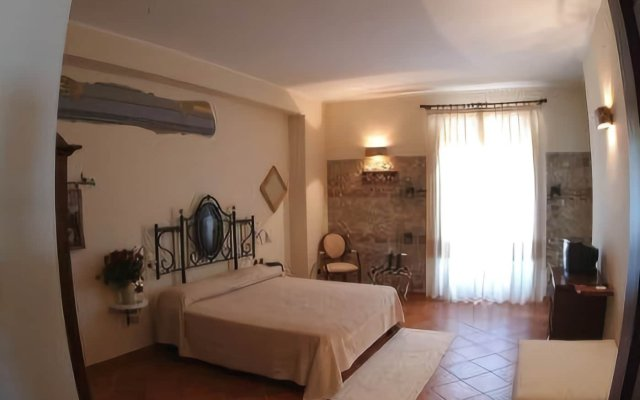 Отель Agriturismo La Casa Di Botro Ботричелло комната для гостей
