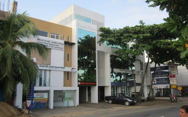Отель Ripple Reach Apartments Шри-Ланка, Галле - отзывы, цены и фото номеров - забронировать отель Ripple Reach Apartments онлайн вид на фасад