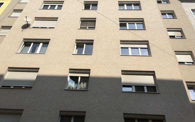 Отель United Homes Apartments Vienna Австрия, Вена - отзывы, цены и фото номеров - забронировать отель United Homes Apartments Vienna онлайн вид на фасад