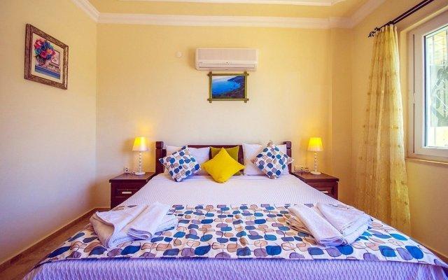 Villa Galeri Турция, Патара - отзывы, цены и фото номеров - забронировать отель Villa Galeri онлайн вид на фасад