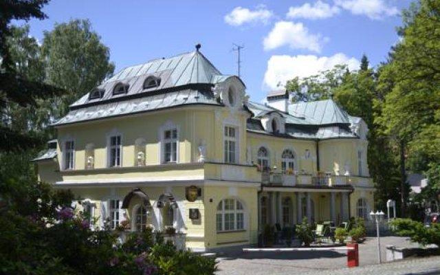 Hotel Saint Antonius вид на фасад