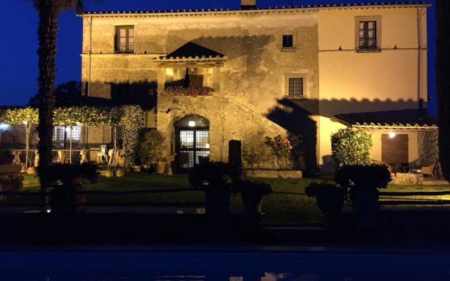 Отель Villa Arzilla Country House Виторкиано вид на фасад