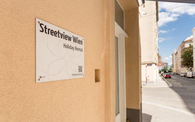 Апартаменты Premium Apartment beim Belvedere вид на фасад