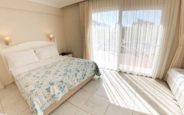 The Blue Lagoon Deluxe Hotel Турция, Олюдениз - 3 отзыва об отеле, цены и фото номеров - забронировать отель The Blue Lagoon Deluxe Hotel онлайн комната для гостей